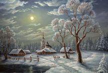 zimna krajina
