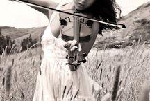 Violines para mis hijas