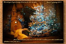 Season's greetings and wishes