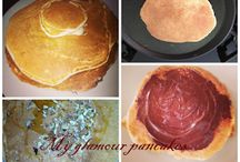Glamour in cucina: My glamour pancakes