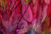 Alcohol Ink Art...