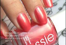 Essie polish collection