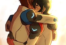 Keith and Lance (otp)