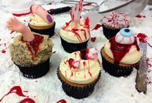 Halloween 2013 / Our wicked team of bakers have concocted some gruesome treats for you this Halloween.....