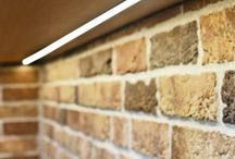 BRONSEO brick slips / BRONSEO brick slips by rustique