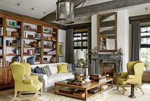 Favorite interiors./homes..