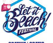 Let it beach ! / Concerts POP / ROCK / ELECTRO / HIP-HOP / WORLD / DANCE @ Bruxelles les bains