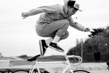 ~Skateboarding~