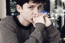Asa Butterfield<3!!! / Roses are red, His eyes are blue... Call him Ass-ah And I will kick you!