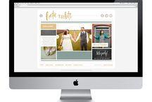 Kick Ass Website designs / by Erica Hildebrandt