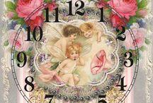 tarcze zegara