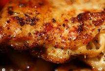 Edibles/Chicken/Pan Sauce