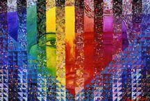 * Amazing Rainbow Color *