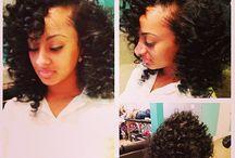 Hair / by Kristy Davenport