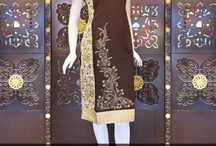 Designer Party Wear Kurtis Collection.