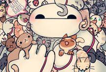 Cute / Animals, comics, anything