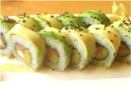 Just roll with it- sushi/sushi fusion