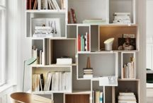 Bookcases and Shelves