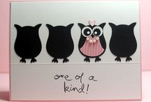 Cards owl