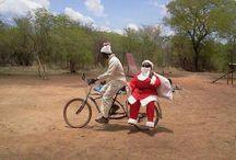 Kersfees in Suid Afrika