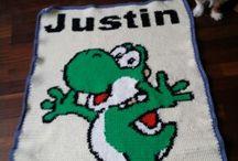 zelf gemaakt / gehaakt crochet