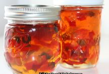 Homemade jelly