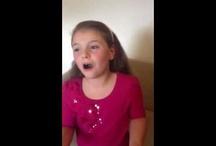 Allegra Angella child opera singer videos