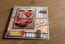 Auto plaatjes kaarten