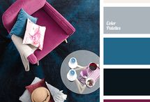 Color palete / Here I have some color combinations for your bedroom, bathroom, guestroom,..