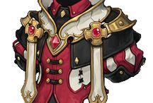 Casual armor