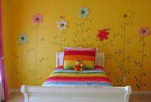 Dormitorio nieta