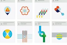 infograpics and symbols / by Jennifer