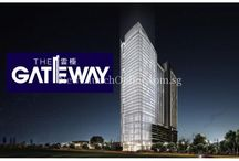 The Gateway Cambodia | Call 61008935 / The Gateway Cambodia is an upcoming Freehold luxurious mixed-used development along Russian Boulevard, Phnom Penh that consist of 2 storey of retail with F&B outlets, 36-storey single block of office tower, and 39-storey residential tower over two blocks. The total number of units are 299 and 572 for the office and residential respectively.  Visit http://www.newlaunchonline.com.sg/the-gateway-cambodia/ for more information.