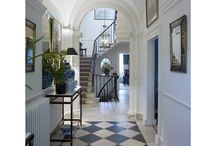 Entrance Hall / Limestone, marble, granite, slate and other natural stone for entrance halls