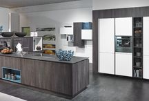 Kitchen Ideas from Alno / Thinking of renovating? Check these kitchens out! More at: www.alno-usa.com