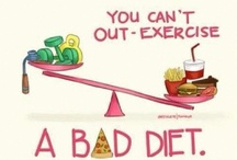 Eat Healthy / Want to lose weight? Eat healthier! Weight loss is achieved by what you feed your body.