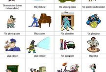 French job vocabulary