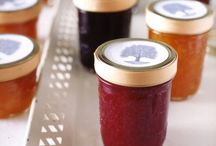 Jams, Jellies and Condiments / by Tana De Freitas