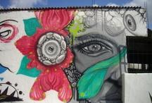 Street Art  / by Vickie Garcia