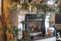 Fireplace / Decor