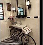 All around the bathroom / Great ideas & trends