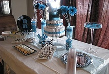 BABY SHOWER IDEAS / by Pam Day
