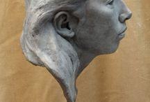 Bust,Sculpt