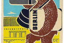 Travel posters & ephemera