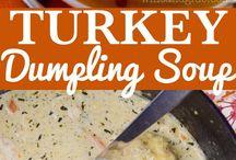 Left over turkey recipes