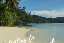 Indonesia outside of Bali