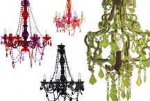 The Pink Chandelier / by Kirstan Hawley-Hamilton
