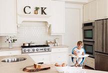 interior design - cottage house / Living areas design, home decoration, ideas for living