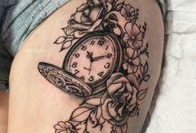 schouder tattoo