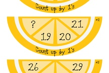 Math Counting / by Lori-Ann Lingley